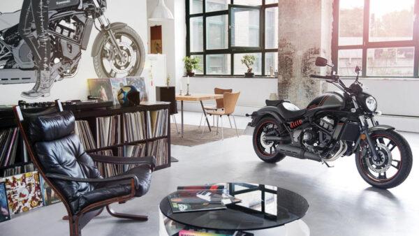 CocMotors – Kawaski Vulcan S 2021 beauty
