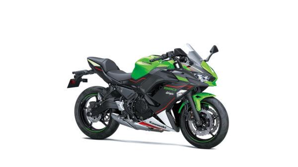 CocMotors – Kawasaki Ninja 650 Lime Green : Ebony : Pearl Blizzard White
