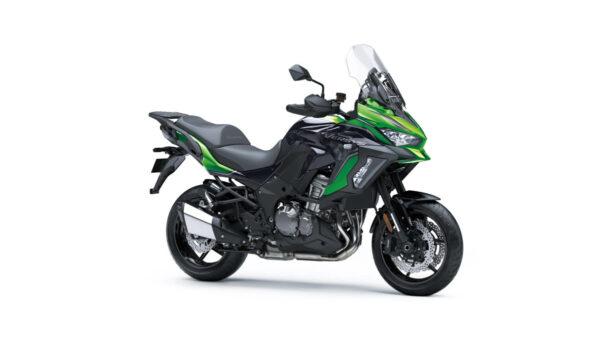CocMotors – Kawasaki Versys 1000s 2021 verde