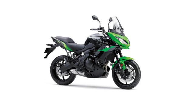 CocMotors – Kawasaki Versys 650 2021 verde