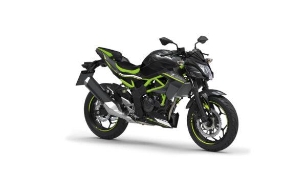 CocMotors – Kawasaki Z125 2021 spark black