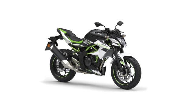 CocMotors – Kawasaki Z125 2021 stardust white