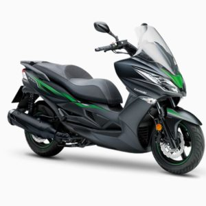 CocMotors - Kawasaki J300