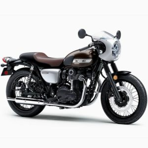 CocMotors - Kawaski W800 Cafe