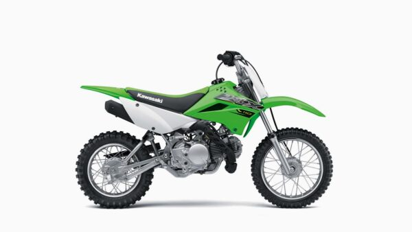 CocMotors-Kawaski-KLX110Side