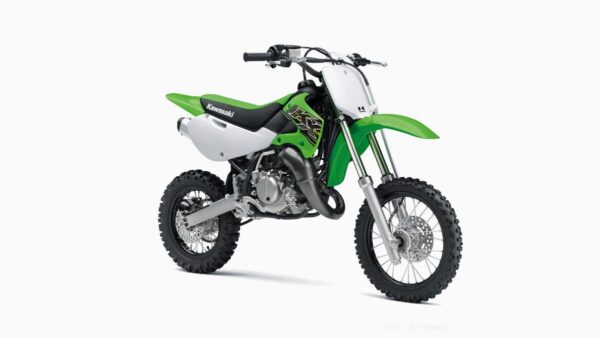 CocMotors-Kawaski-KX65Front