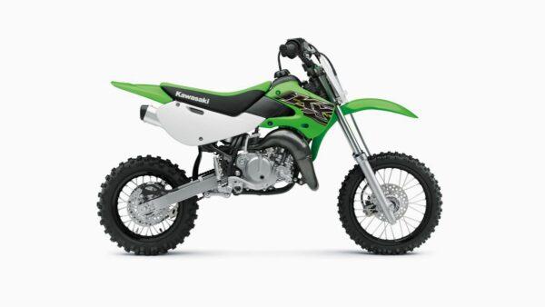 CocMotors-Kawaski-KX65Side