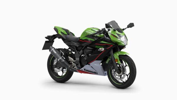 CocMotors-Kawaski-Ninja-125 2021 frnt