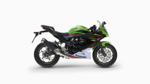 CocMotors - Kawasaki NINJA 125 2021