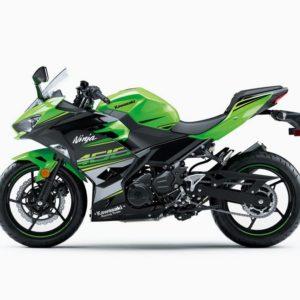 CocMotors - Kawaski Ninja 400 KRT