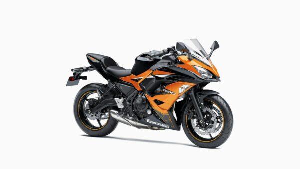 CocMotors-Kawaski-Ninja-650OrangeFront
