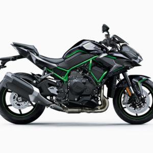CocMotors - Kawaski Z H2 negru verde