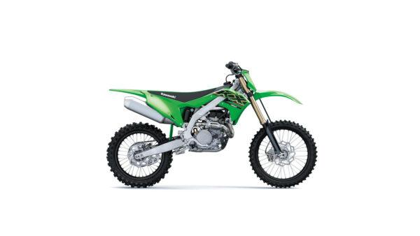 CocMotors – Kawasaki KX450 2021 side